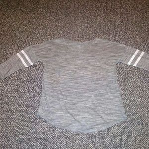 Old Navy size L (10/12) 3/4 sleeve tee